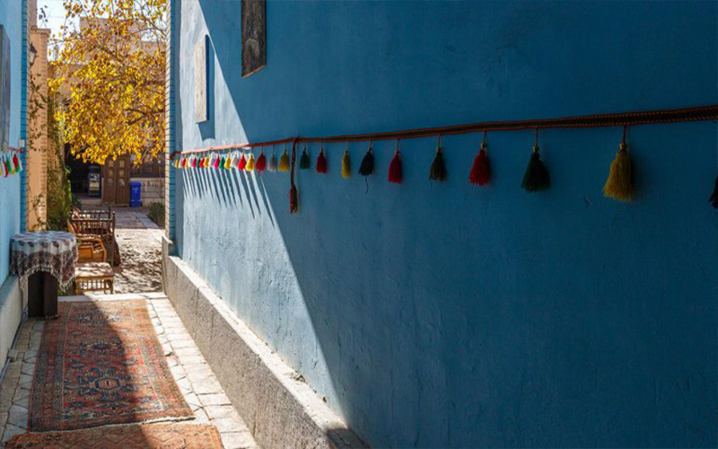 اقامتگاه سنتی پاسارگاد اصفهان