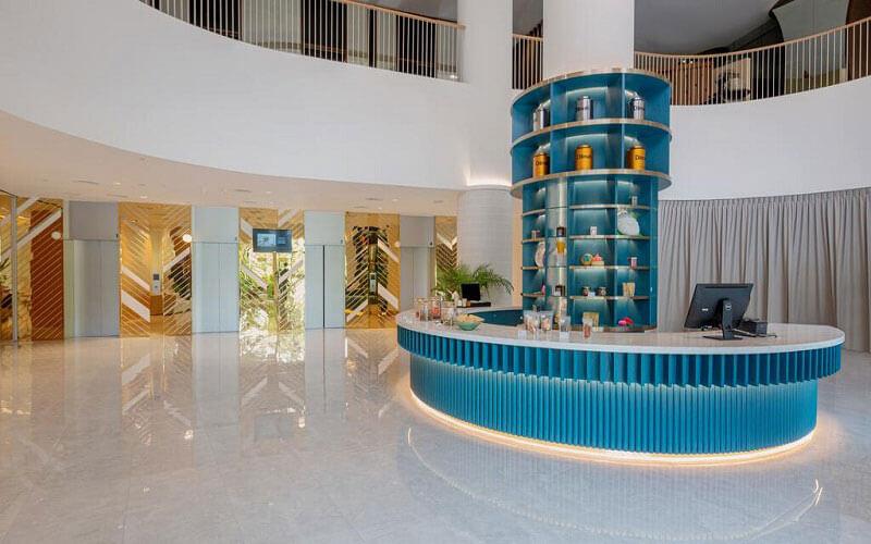 هتل فاروما ریورفرانت سنگاپور