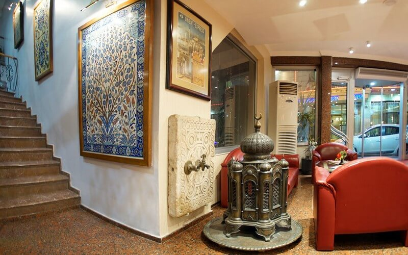 هتل Orient Mintur Hotel Istanbul