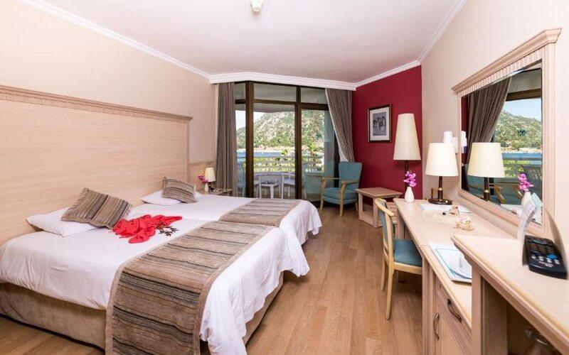 هتل Hotel Aqua Marmaris