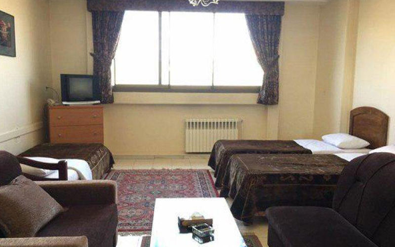 هتل آپارتمان طوبی اصفهان