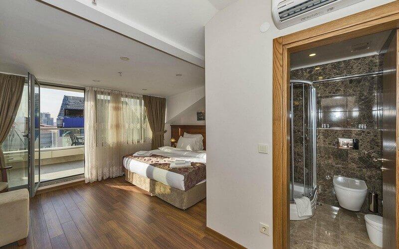 هتل Blisstanbul Hotel Istanbul