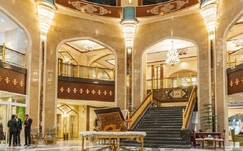 هتل مدینه الرضا مشهد