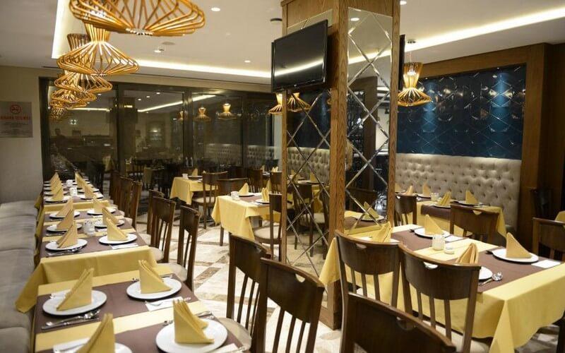 هتل Style Hotel Sisli Istanbul