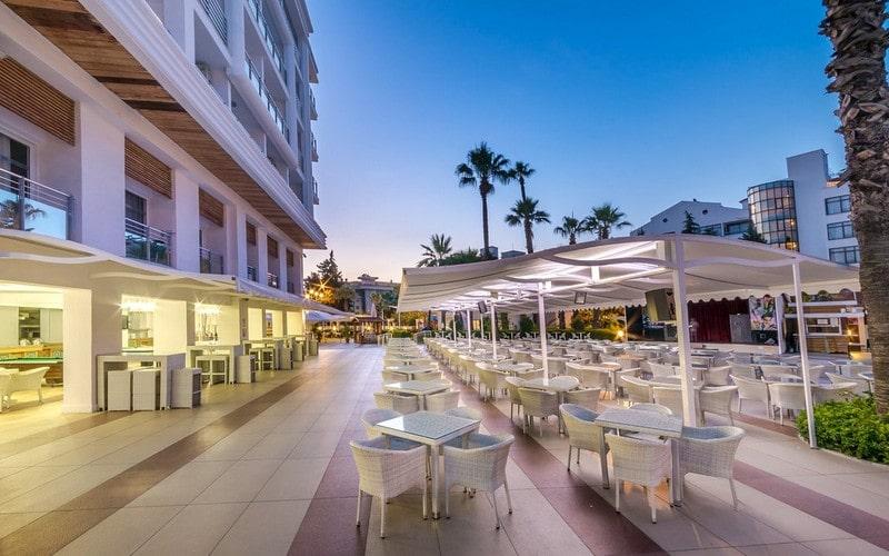 هتل Grand Ideal Premium Marmaris