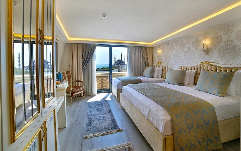 هتل Anthemis Hotel Istanbul