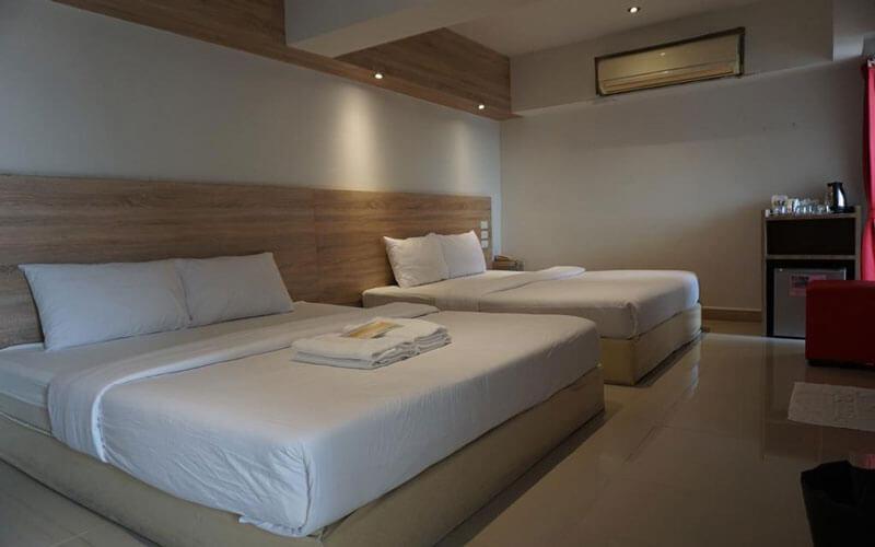 هتل48 Ville Donmuang Airport Bangkok