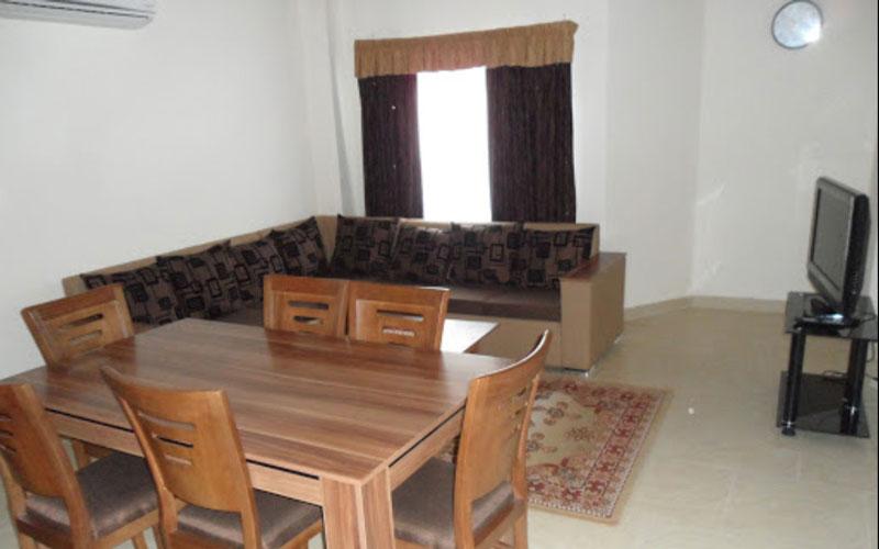 هتل آپارتمان کسری نوشهر