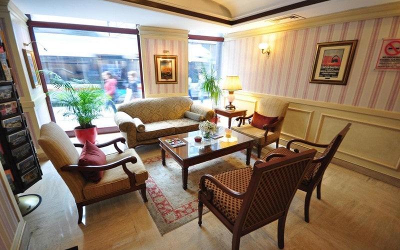 هتل Orient Express & Spa by Orka Hotels Istanbul