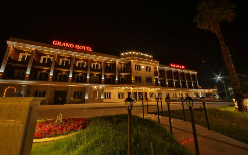 هتل بزرگ اندیمشک