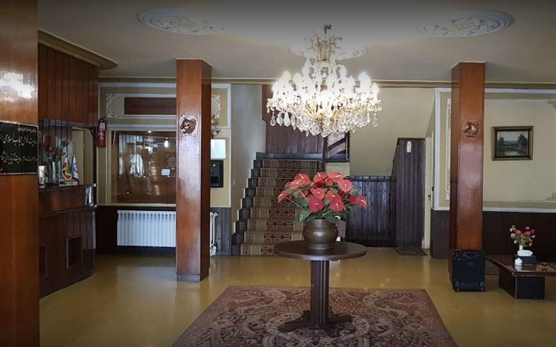 هتل اردیبهشت رشت