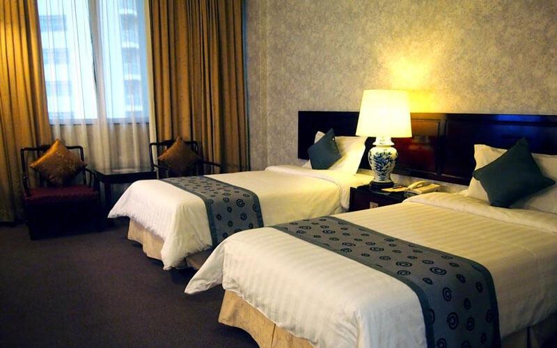 هتل رویال ات نیوتون سنگاپور
