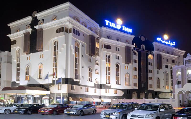 هتل تولیپ این مسقط