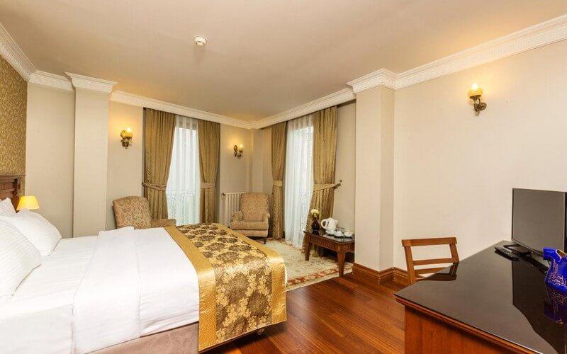 هتل Acra Hotel - Special Category Istanbul