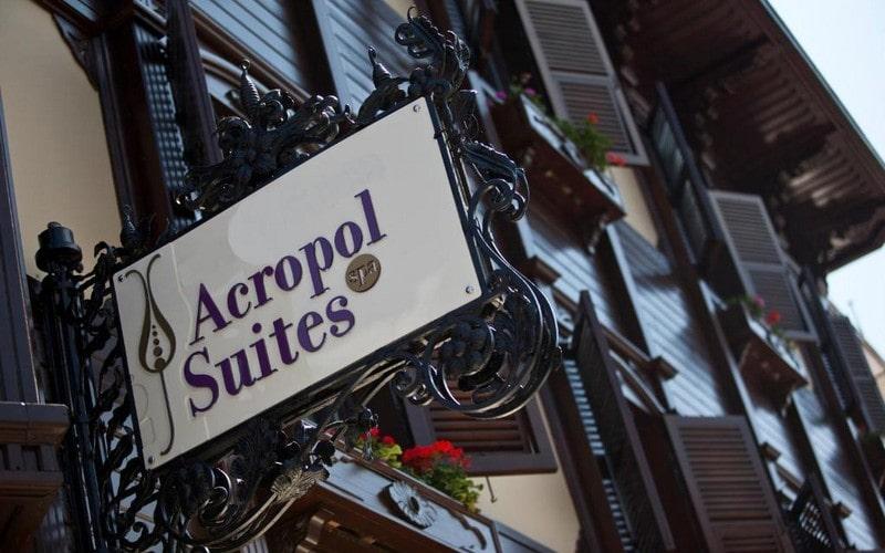 هتل GLK PREMIER Acropol Suites & Spa Istanbul