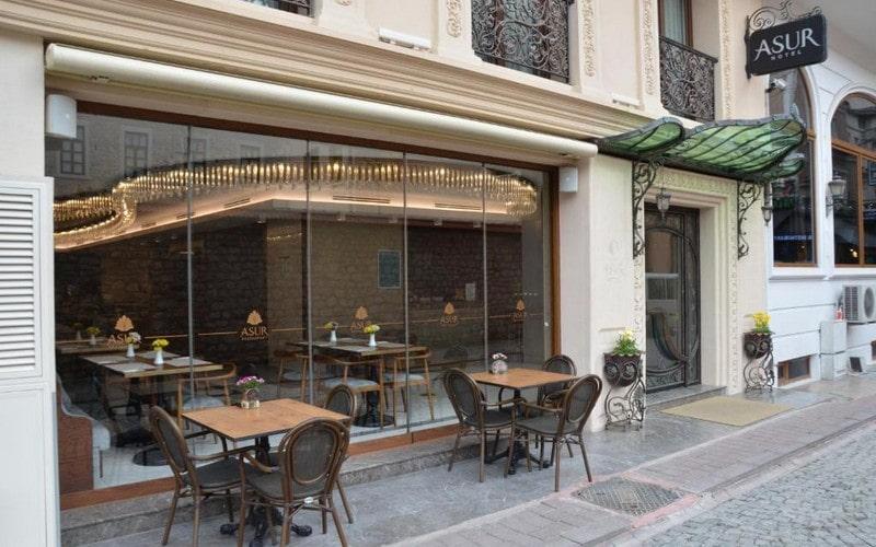 هتل Asur Hotel Istanbul