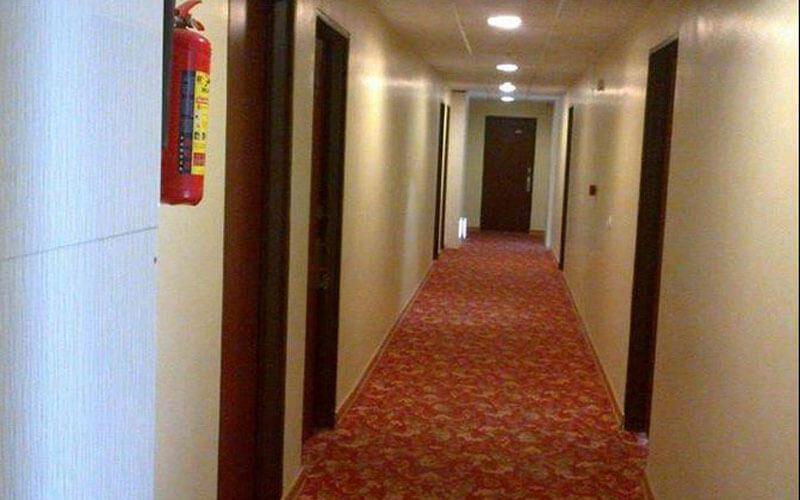 هتل آپارتمان ارس جلفا