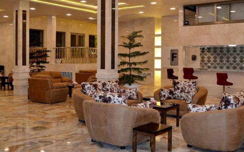 هتل زمزم ۲ مشهد