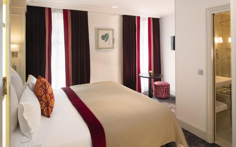 هتل منج پاریس
