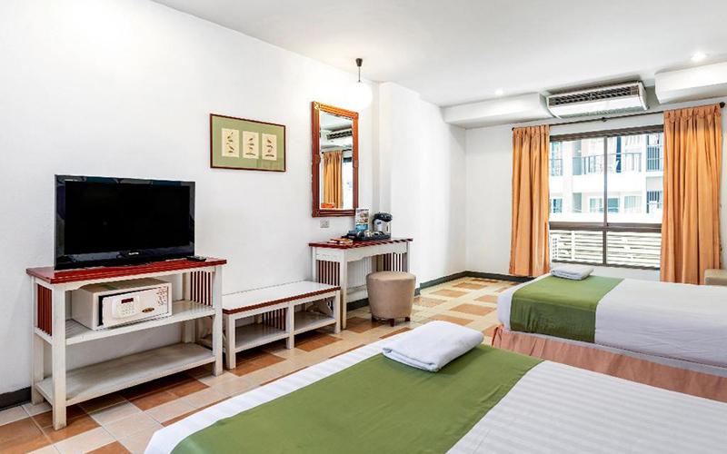 هتل Sawasdee Seaview Pattaya
