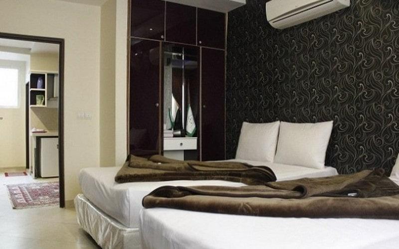هتل آپارتمان رهپویان عدالت مشهد