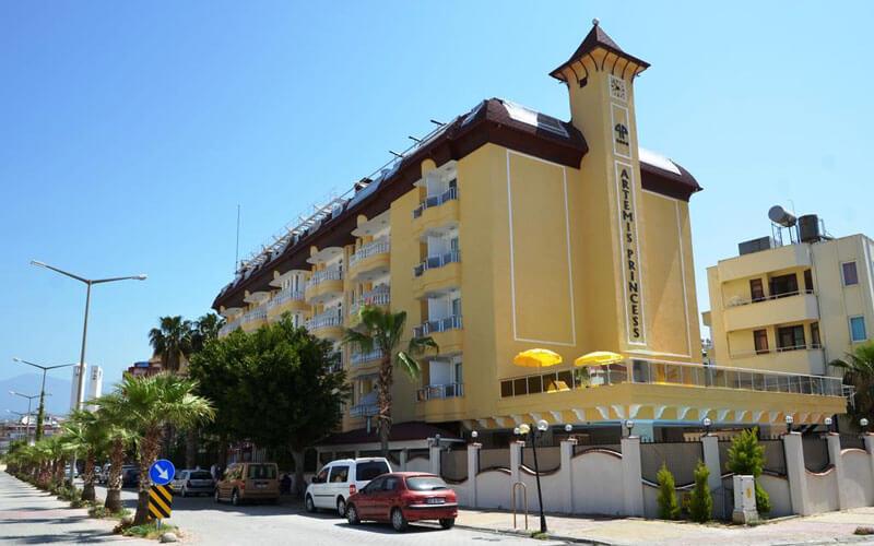 هتل Artemis Princess Alanya