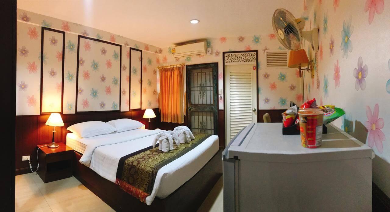 هتل ارکید ریزورت بانکوک