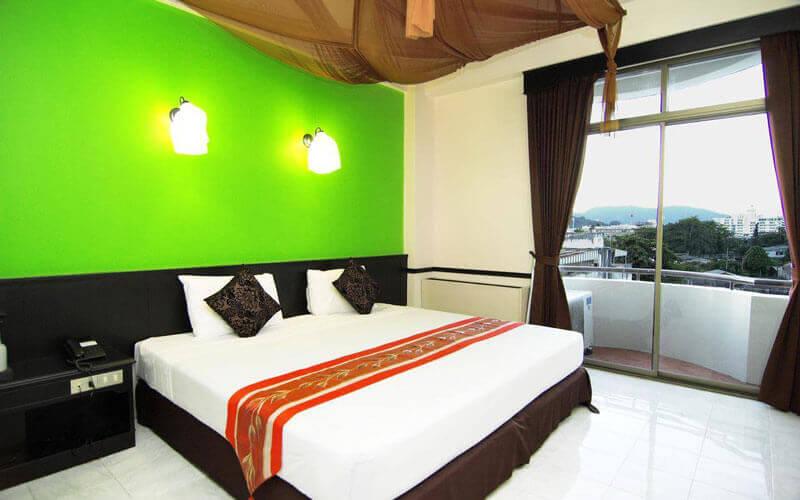 هتل Rome Place Hotel Phuket