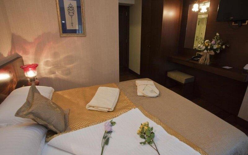 هتل Burckin Hotel Istanbul