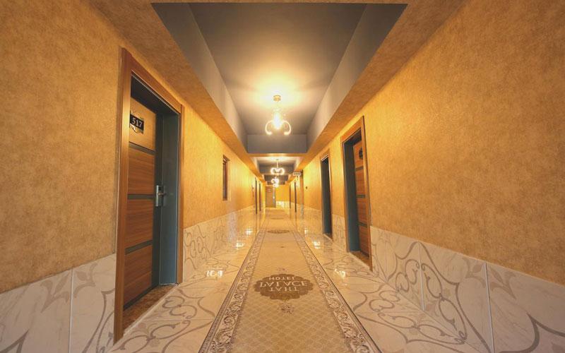 هتل تحت پالاس وان