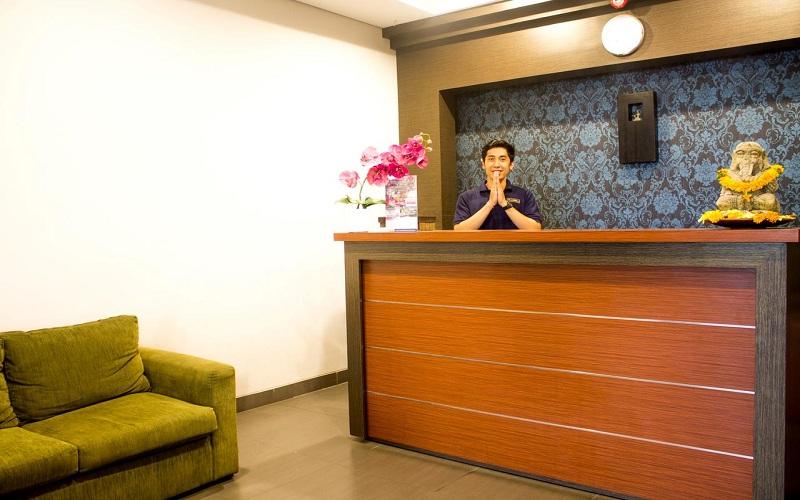 هتل ترنسرا کامینی لگیان بالی
