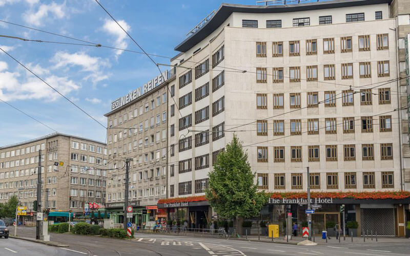 هتل فرانکفورت