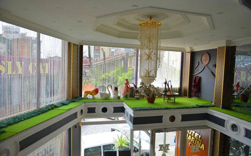 هتل Hotel Marina City Istanbul