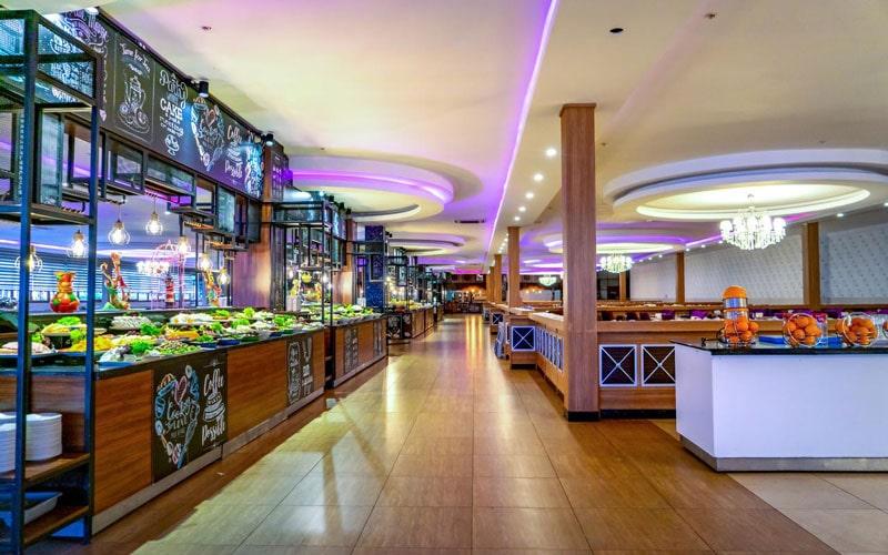 هتل Transatlantik & Spa Antalya
