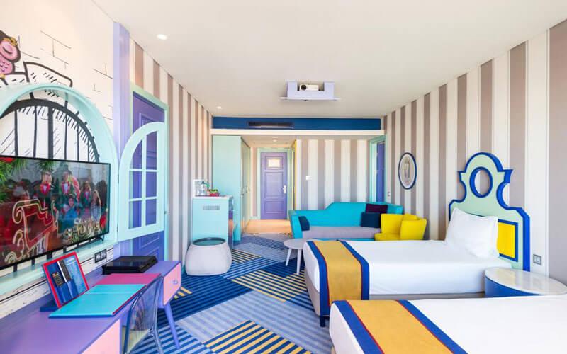 هتل The Land Of Legends Kingdom Antalya
