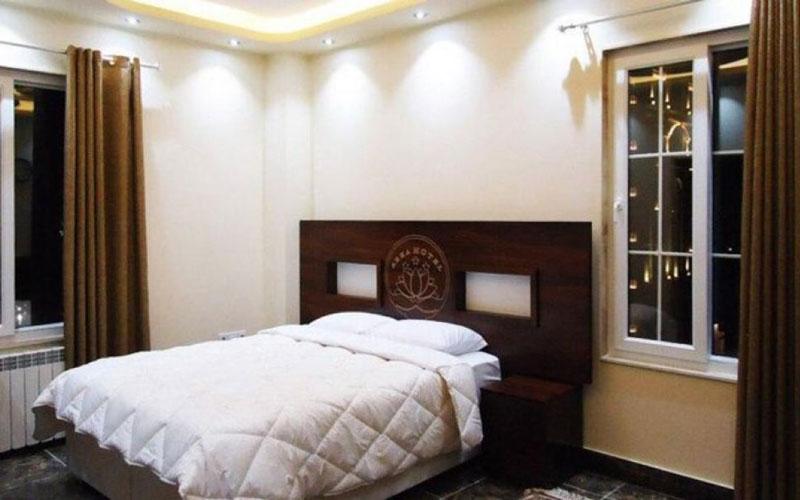 هتل آرکا بندرانزلی