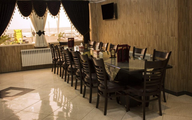 هتل دریا کنار لاهیجان