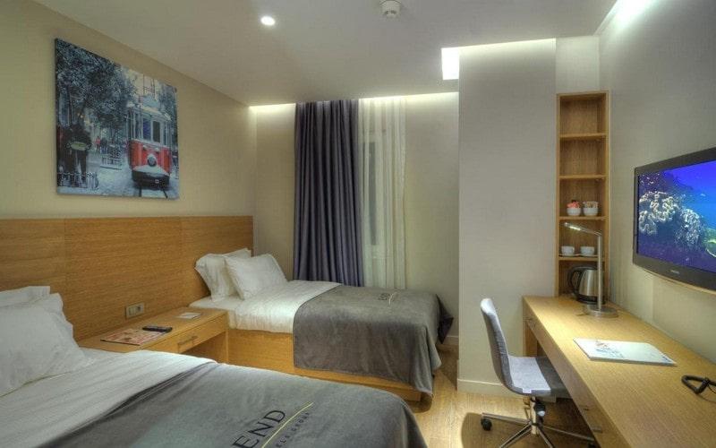 هتل Endless Suites Taksim Istanbul