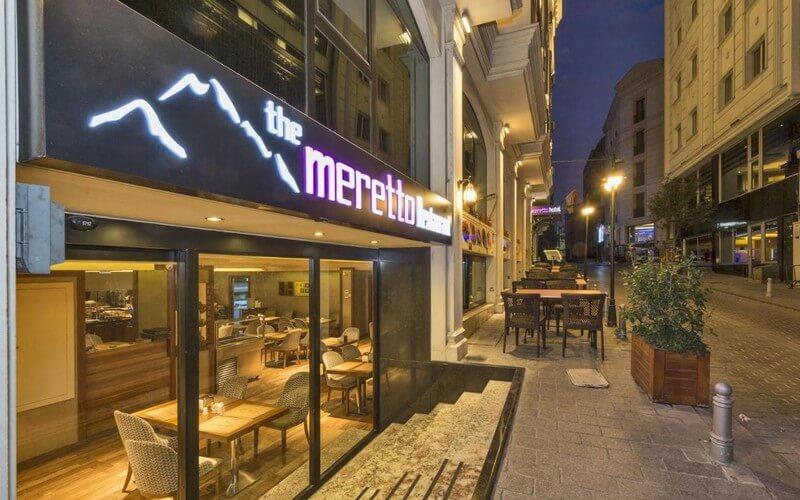 هتل The Meretto Hotel Old City Istanbul
