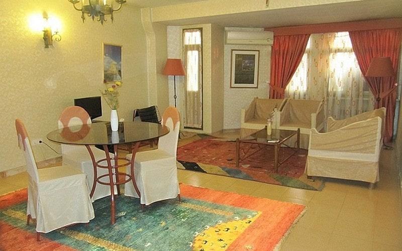 هتل آپارتمان پردیس تهران
