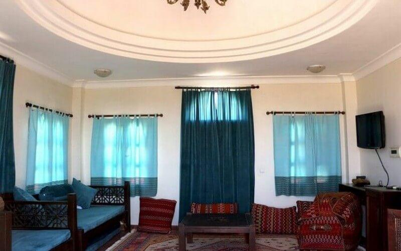 اکو کمپ متین آباد نطنز