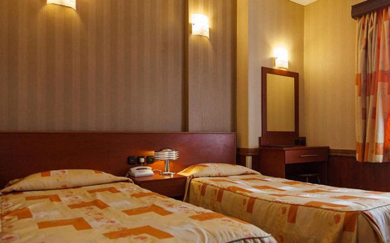 هتل شیراز تهران