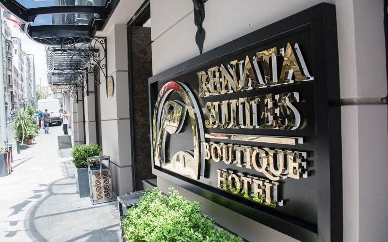 هتل Renata Boutique Hotel Sisli Istanbul