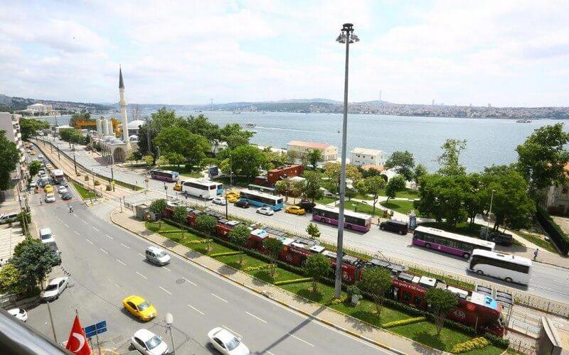 هتل Zimmer Bosphorus Hotel Istanbul