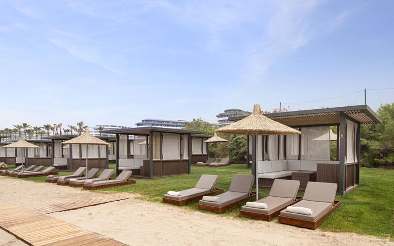 هتل Voyage Belek Golf and Spa Hotel Antalya