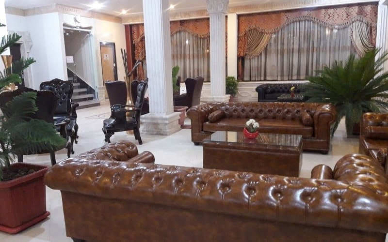 هتل شاپورخواست خرم آباد