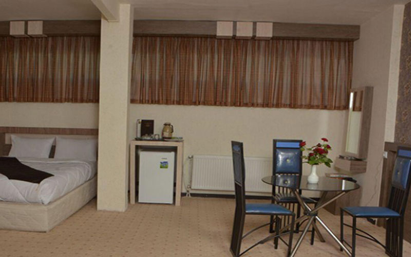 هتل صدف مشهد