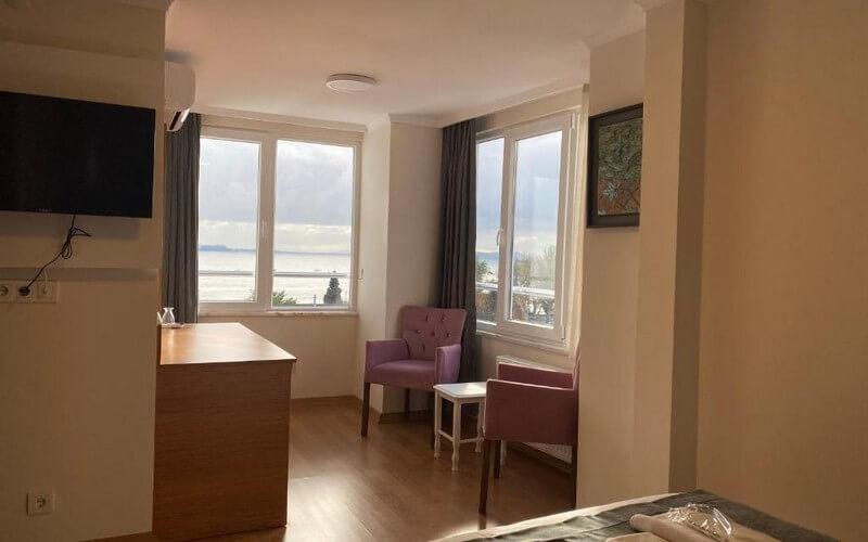 هتل Spinel Hotel Istanbul