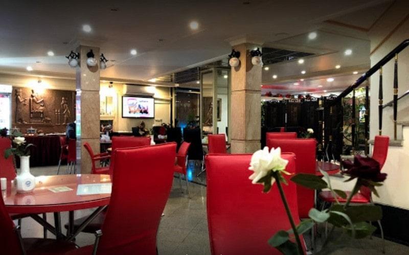 هتل آپارتمان رازی تهران