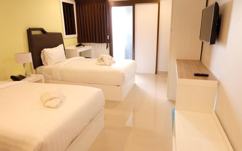 هتل سانی رزیدنس بانکوک